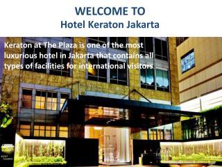 Hotel Keraton Jakarta