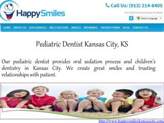 Pediatric Dentist Kansas City, KS