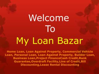 Get Loan on lowest interest rate in Noida, India