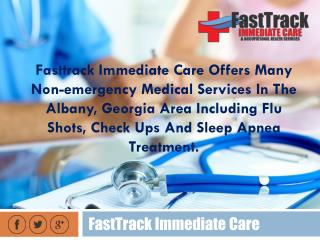 An Introduction - FastTrack Immediate Care