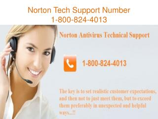 Toll Free 1-800-824-4013 Norton Tech Support Number