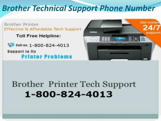 1 800-824-4013 Brother Customer Support Number USA