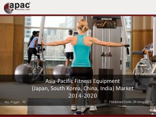 Asia pacific fitness equipment market