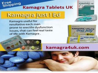 Treat the ED issue with Kamagra Tablets Online