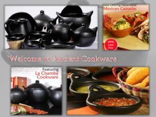 Buy Cookware from Ancient Cookware Online?