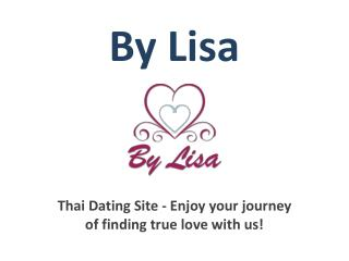 By Lisa - Helping To Meet Thai Woman