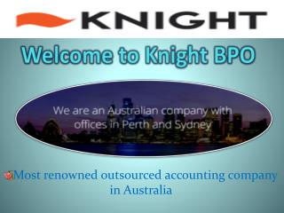 Professional Outsourced Accounting and Bookkeeping Service