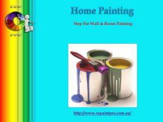 Gold Coast commercial or residential painting contractor