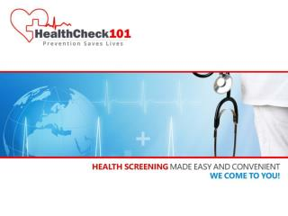 Kidney Cancer Screening Test