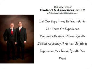 Jeremy Eveland, Judge, Attorney at Eveland & Associates