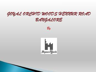 Goyal Orchid Woods Location