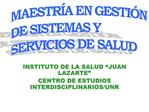 INSTITUTO DE LA SALUD  JUAN LAZARTE  CENTRO DE ESTUDIOS INTERDISCIPLINARIOS
