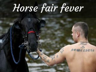 Horse fair fever