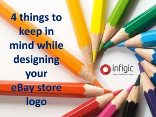 4 things to keep in mind while designing your store logo