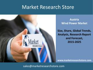 Wind Power in Austria Market Outlook 2025 - Capacity, Genera