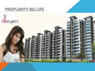 Proplarity Biz Life noida, Commercial Property in noida sect
