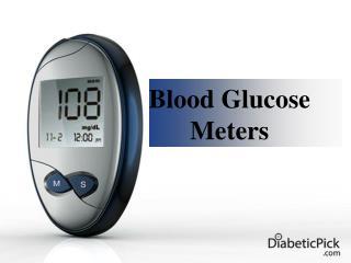 blood glucose monitor online