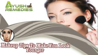 Best And Simple Makeup Tips To Make You Look Younger And Cha