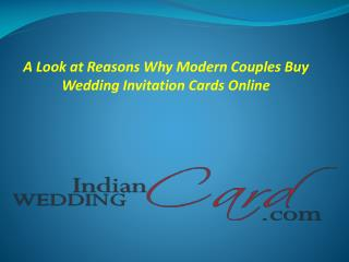 Online Wedding Invitation Cards
