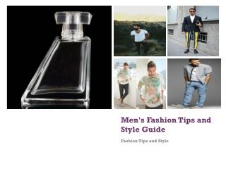 Fashion Tips and Style