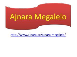 Ajnara Megaleio Sector - 144