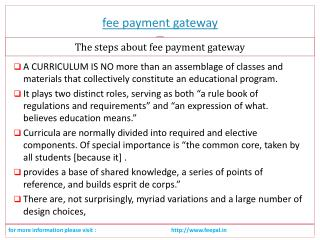 Social network follow the instruction fee payment gateway