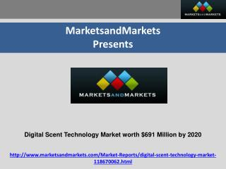 Digital Scent Technology Market by Hardware devices