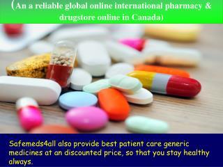 Buy Cheap Generic Drugs Online