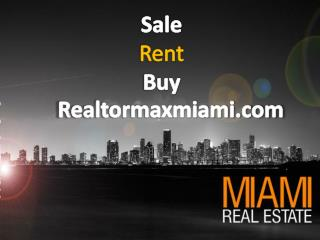 Miami Real Estate Agent For Buy Sale Rent Property Online