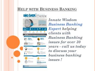 Business Banking Expert