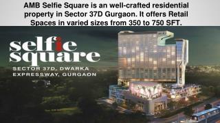 Dwarka Expressway - AMB SELFIE SQUARE