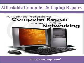 OSPC- Computer & Laptop Repair