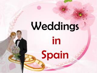Spain Wedding, www.weddingsinspain.eu