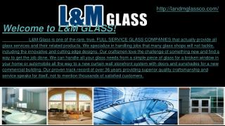 Residential & Commercial Glass Company, Mirrors, Frameless S