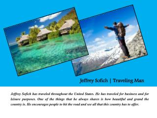 Jeffrey Sofich - Traveling Man