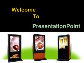 Digital menu boards restaurants