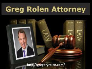 Greg Rolen Mt Diablo School | Bio, History & Job Title | Gre