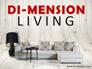 Lighting Hong Kong - Di-mension Living