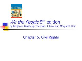 We the People 5th edition