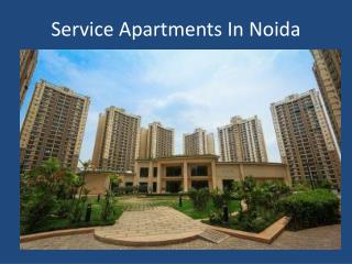 service apartments in noida