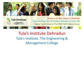 Tula's Engg & management Institute