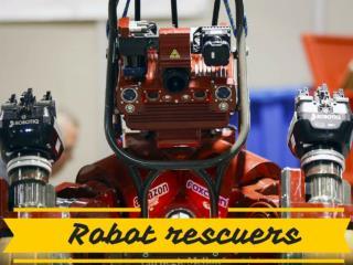 Robot Rescuers