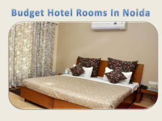 budget hotel rooms in noida