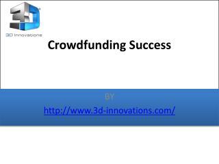 Crowdfunding Success