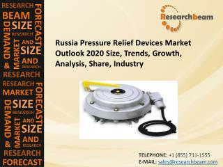 Russia Pressure Relief Devices Market Outlook 2020 Size
