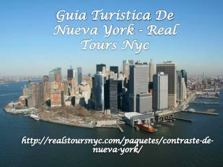 Guia Turistica De Nueva York