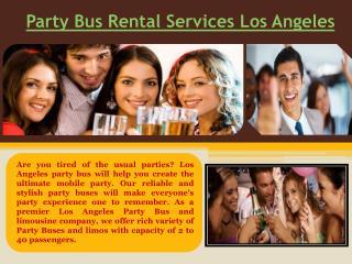 La Party Bus