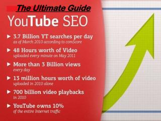 YouTube SEO Steps to Gain More Traffic