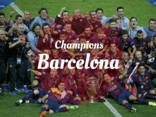 Champions Barcelona