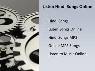 Listen-Hindi-Songs-Online